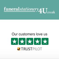 Funeral Stationery 4U